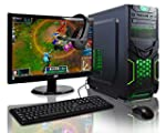 ADMI GAMING PC PACKAGE: Powerful Desk...