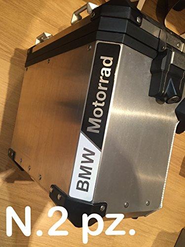 No. 2 uds. REFLECTANTE MOTORRAD R1200 R1250 PEGATINAS