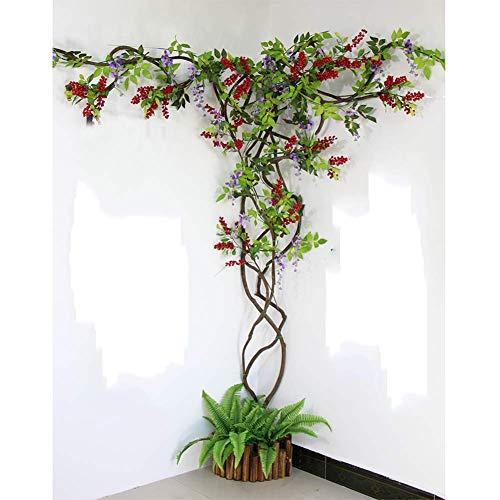 rschblüten-Baum-Blume für die Heirat Innen, im Freien, Garten, Haus, Büro, Mall, Silk Flower (10FT Tall / 3M) ()