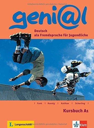 Genial: Kursbuch A1 by Hermann Funk (2002-02-01)