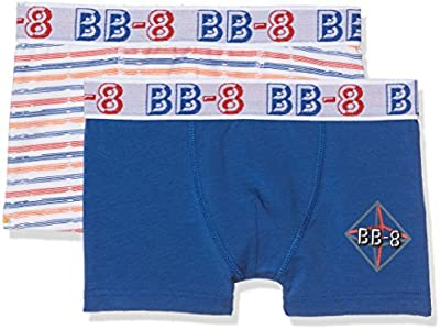 Absorba Underwear 6J67176-EC, Bóxer Para Niños, Pack de 2