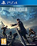 Final Fantasy XV - Day One Edition - PlayStation 4 (PS4) Lingua italiana