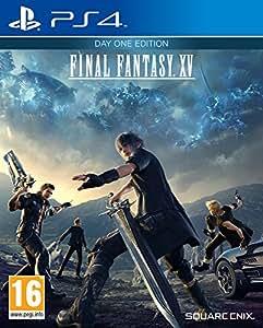 Final Fantasy XV - Day One Edition - PlayStation 4 (PS4) Lingua italiana