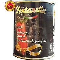 """Tomates pelados """"San Marzano D.O.P."""" 500 gr - Caja de 12 piezas"""