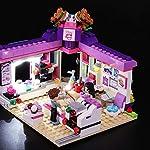 BRIKSMAX-Kit-di-Illuminazione-a-LED-per-Lego-Friends-Il-caff-degli-Artisti-di-Emma-Compatibile-con-Il-Modello-Lego-41336-Mattoncini-da-Costruzioni-Non-Include-Il-Set-Lego