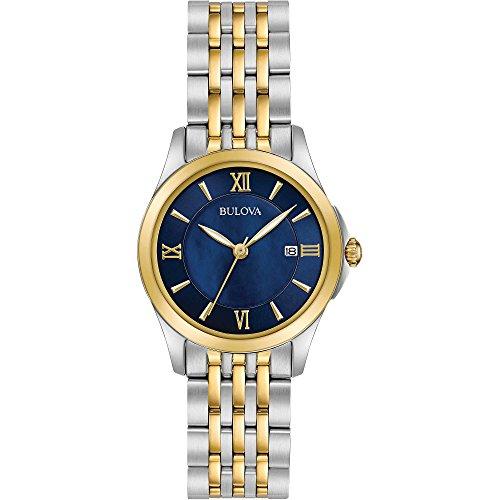 orologio solo tempo donna Bulova Classic classico cod. 98M124