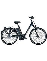 E-Bike Kalkhoff Select XXL i8 bis 170 kg 17.5 Ah 28 Zoll Wave Freilauf seablue