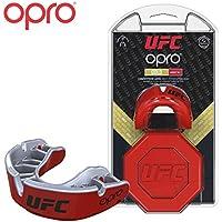 Opro Protège-Dents Adulte UFC pour MMA, Boxe, BJJ, Karaté et Autres Sports de Combat   Garantie Dentaire DE 18 Mois