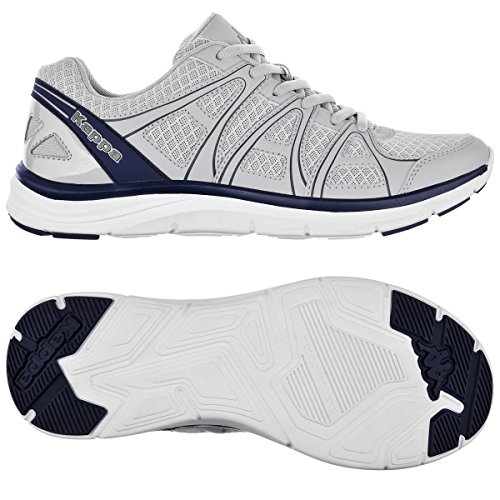 Sport Shoes - Kappa4training Ulaker 2 GREY LT-BLUE NA