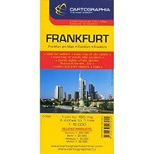 Plan Cartographia Francfort