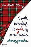 Veinte comedias de amor y una noche desesperada (Volumen independiente)