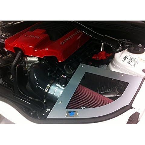Aria fredda Inductions 501-1099-10 Z freddo Inc.-Sistema di aspirazione aria per Chevrolet Camaro ZL1 di aria fredda Inductions Inc