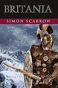 Britania par Simon Scarrow