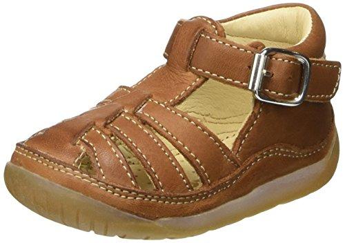 Naturino Falcotto 163, Chaussures Bébé marche bébé garçon Marron