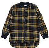 NAME IT Kariertes Holzfäller Hemd Shirt 13154584 Sunflower Gr.122/128