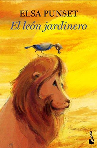 El león jardinero por Elsa Punset