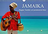 JAMAIKA Reggae, Rastafari und paradiesische Natur. (Wandkalender 2018 DIN A4 quer): Jamaika, die Perle der Karibik. (Monatskalender, 14 Seiten ) ... [Kalender] [Apr 01, 2017] M.Polok, k.A.