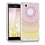 kwmobile Crystal Case Hülle für Sony Xperia Z1 Compact -