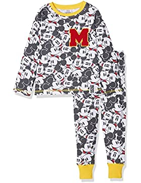 Mickey Mouse Disney All Over Print, Conjuntos de Pijama para Niños