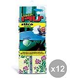Set 12 StiroMOLL Telo Per Asse Da Stiro 140X55 Cm. ART.0442D Bucato