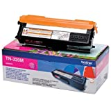 Brother original Toner TN-320M TN320M TN320 MAGENTA NEU Tonerkassette