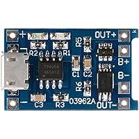Módulo de Carga Bateria Litio TP4056 TE420 1000mA Cargador Micro USB 4,2V