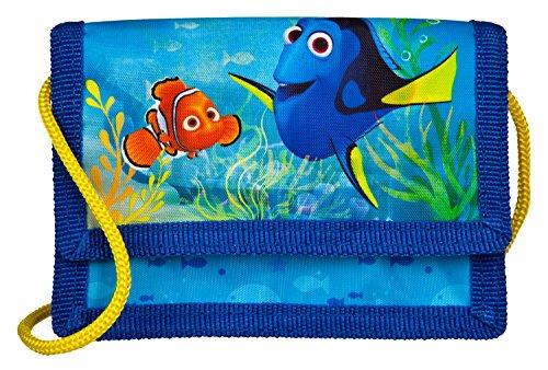 Undercover FDCW7000 Geldbeutel Disney Pixar Findet Dorie, ca. 13 x 8 x 5 cm (Mädchen Childrens Platz Geldbörse)