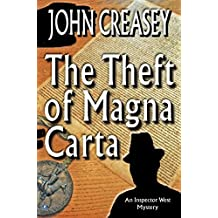 The Theft of Magna Carta (Inspector West) (English Edition)