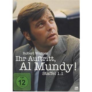 Ihr Auftritt, Al Mundy! - Staffel 1.1 [3 DVDs]