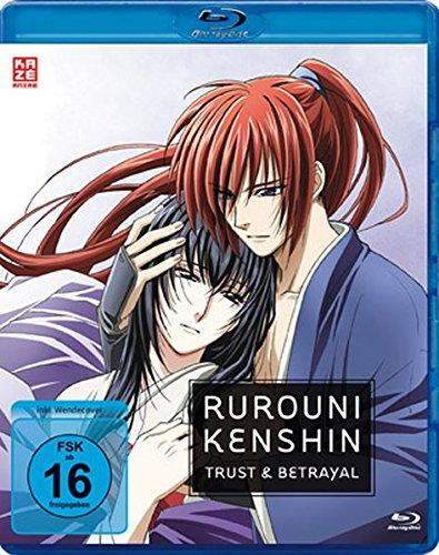 Rurouni Kenshin - Trust & Betrayal [Blu-ray]