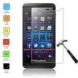 Owbb Protection écran en Verre Trempé pour Blackberry Z10 Smartphone Films de protection Transparents Ultra Clear