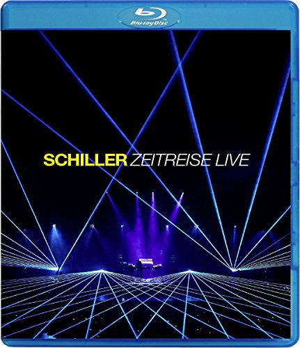 Zeitreise - Live (Blu-ray) (3d-dvd, Surround)