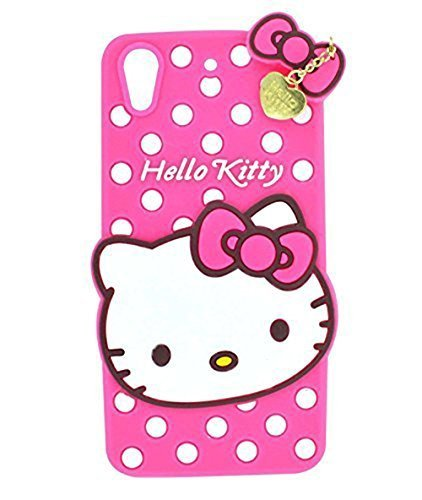 Delkart Nice Kitty Cover for HTC Desire 628/628 Dual Sim (Pink)