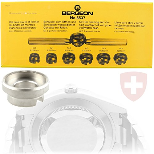central-world-new-bergeon-no-5537-watch-back-case-opener-closer-watch-tool-set