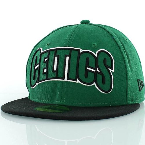 New Era 59Fifty NBA Boston Celtics Edge 5950 gorra del equipo (7 + 1  357476d8984