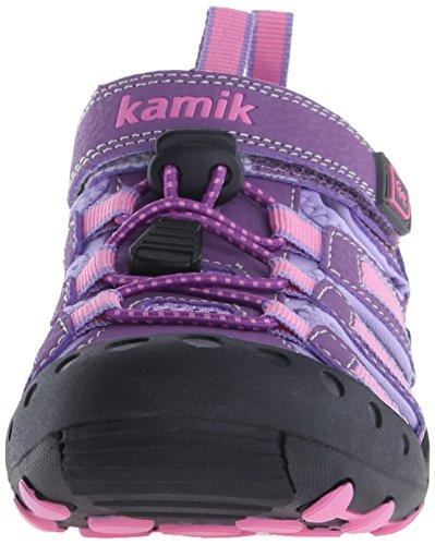 Kamik Crab, Sandales fermées mixte enfant purple PUR