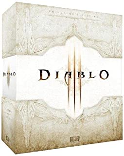 Diablo III - édition collector (B004L9M9HS) | Amazon price tracker / tracking, Amazon price history charts, Amazon price watches, Amazon price drop alerts