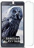 moex 9H Panzerfolie für Samsung Galaxy Note 4 | Panzerglas Bildschirm Glasfolie [Tempered Glass] Screen Protector Glas Bildschirmschutz-Folie für Samsung Galaxy Note 4 Schutzfolie