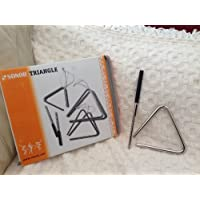 Sonor GTR 10 Triangel 10cm - mit Schlägel