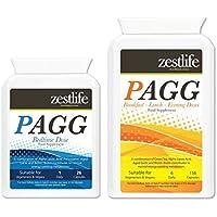 Zestlife PAGG Stapel zwei Monate SUPPLY - Tim Ferris neue verbesserte Formel. Zestlife's PAGG ist die UKs höchsten... preisvergleich bei billige-tabletten.eu