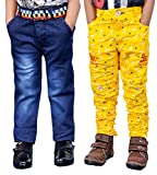 AD & AV PACK OF TWO (ONE YELLO TROUSER A...
