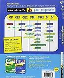 Image de Améliorer sa conjugaison 6e, 5e - Mini-Chouette: Cahier de soutien