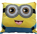 Bubble Hut Minion Cushion Pillow Soft To...