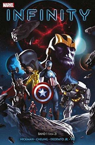 Infinity: Bd. 1 - Universum Dem Und Marvel-charakteren