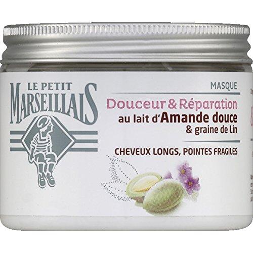 Le Petit Marseillais - Masque douceur&réparation, au lait d'amande douce