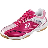 Yonex, Scarpe da Badminton donna Rosa rosa