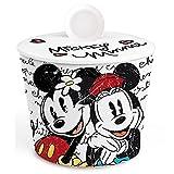 Egan PWM41/1MB Disney Micky Maus und Minnie Zuckerdose