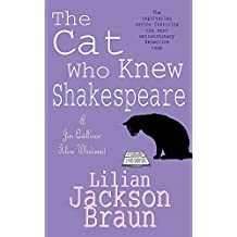 The Cat Who Knew Shakespeare (The Cat Who... Mysteries, Book 7): A captivating feline mystery purr-fect for cat lovers