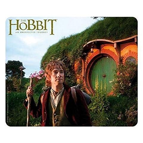 Der Hobbit - Mausmatte Mousepad - Bilbo Beutlin - 23 x 19 cm
