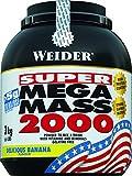 Weider MEGA MASS 2000 3 kg, Banane